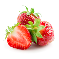 strawberry raw materials scent market